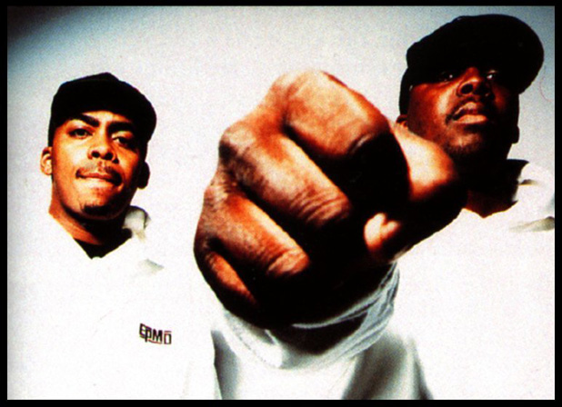 New EPMD???  Yeah, that's right…and it's to the beat of The Breaks.